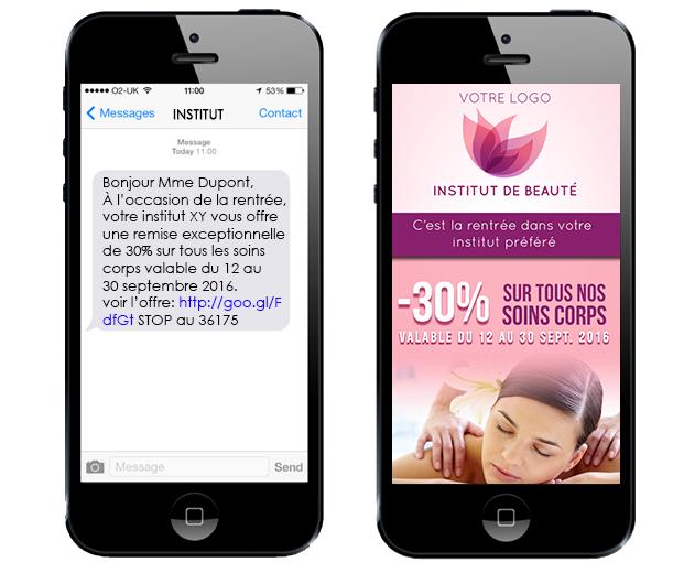 SMS INSTITUT DE BEAUTE